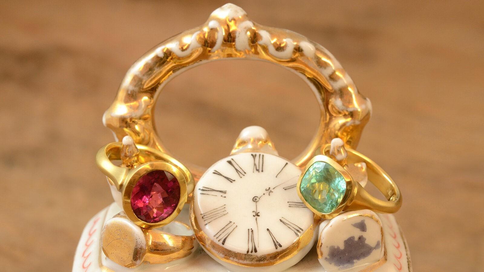 Daniel Hiller Schmuck: klassische Ringe