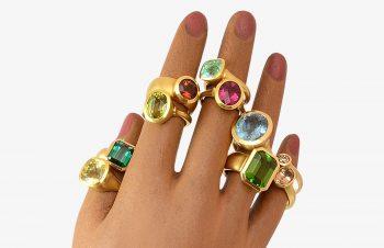 Klassische Ringe: Nur selber Tragen macht schön
